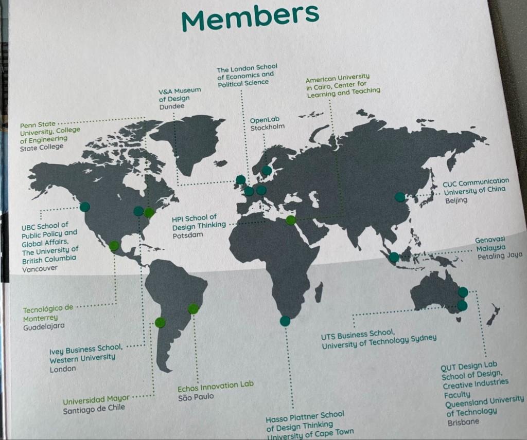 Echos Joins Global Design Thinking Alliance Echos